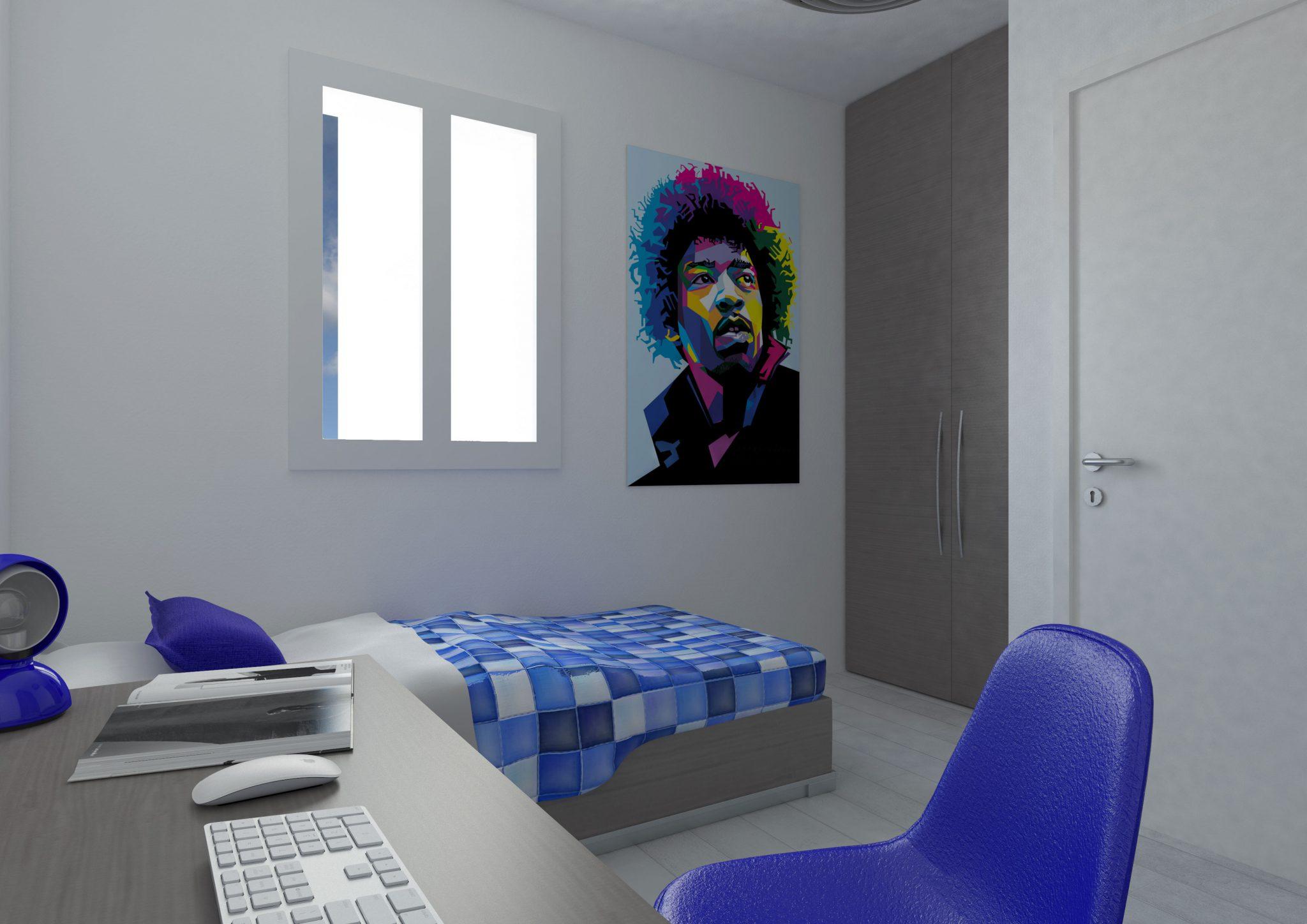 Appartamento nuovo riccione piano terra - Bagno 90 riccione ...